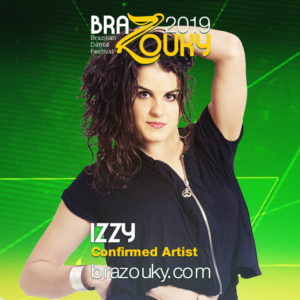 BraZouky 2019 - Izzy Washington