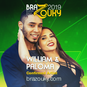 BraZouky 2019 - William & Paloma