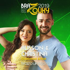 BraZouky 2019 - Alisson & Christina