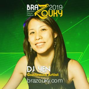 BraZouky 2019 - DJ Yen