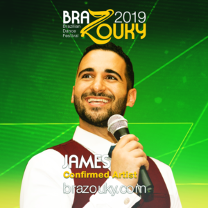 BraZouky 2019 - MC James