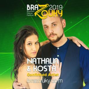BraZouky 2019 - Nathalia & Kosta