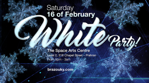 16th Feb 2019 - White Party!