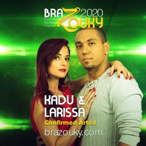 Kadu & Larissa