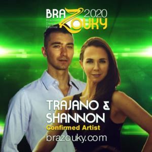 Trajano & Shannon